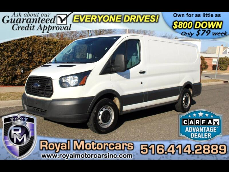 2017 Ford Transit 150 Van Low Roof 60/40 Pass. 130-in. WB