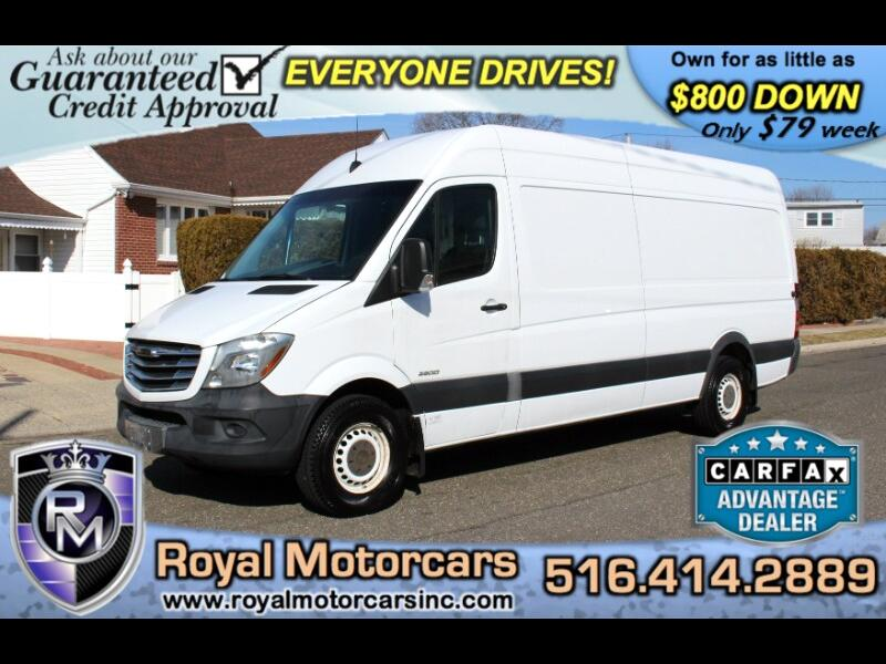 2014 Mercedes-Benz Sprinter 2500 170-in. WB