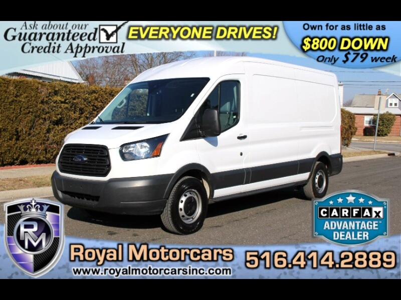 2018 Ford Transit 150 Van Med. Roof w/Sliding Pass. 148-in. WB