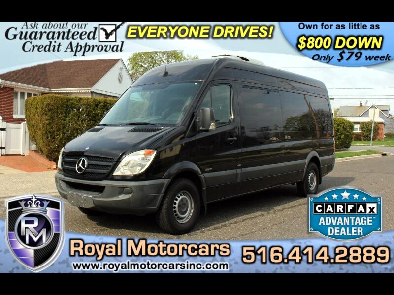 2012 Mercedes-Benz Sprinter 2500 Passenger Van High Roof 170-in. WB