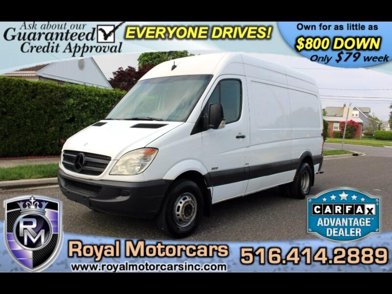 2012 Mercedes-Benz Sprinter 3500 144-in. WB