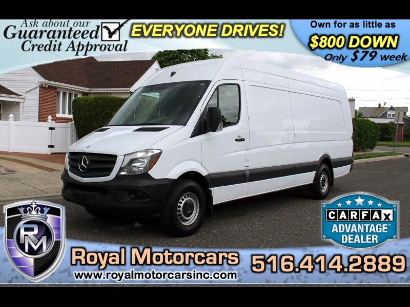 2014 Mercedes-Benz Sprinter 2500 High Roof 170-in. EXT WB