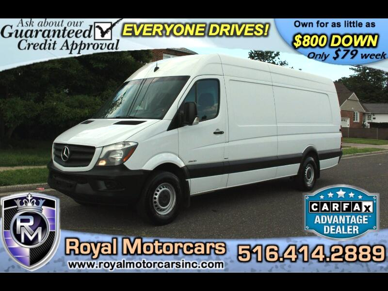 2016 Mercedes-Benz Sprinter 2500 High Roof 170-in. WB EXT