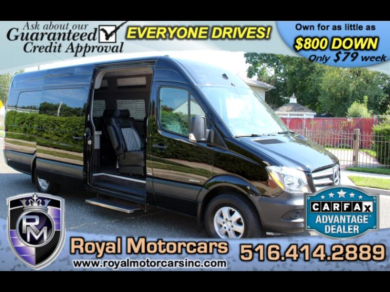 2015 Mercedes-Benz Sprinter 2500 Hgh Roof LIMO 170-in. WB EXT