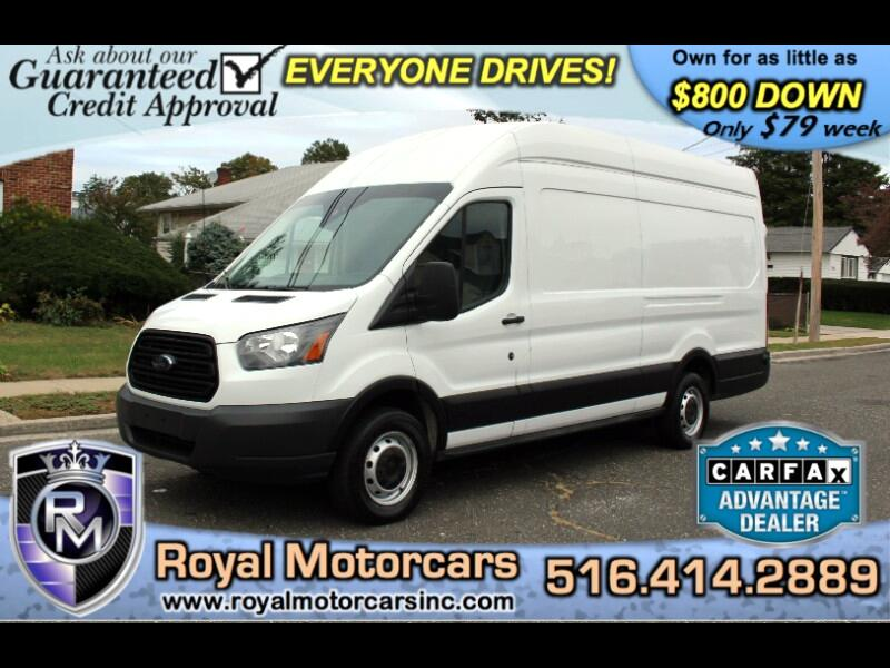 Ford Transit 250 Van High Roof w/Sliding Pass. 148-in. WB EL 2019
