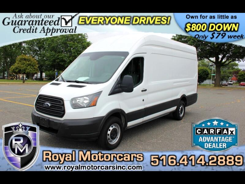 Ford Transit 250 Van High Roof w/Sliding Pass. 148-in. WB EL 2015