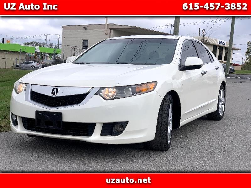 Acura TSX 4dr Sdn AT 2009