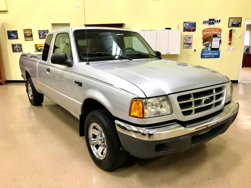 2001 Ford Ranger XL SuperCab 3.0 2WD