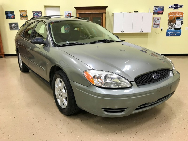 2004 Ford Taurus Wagon SE Duratec
