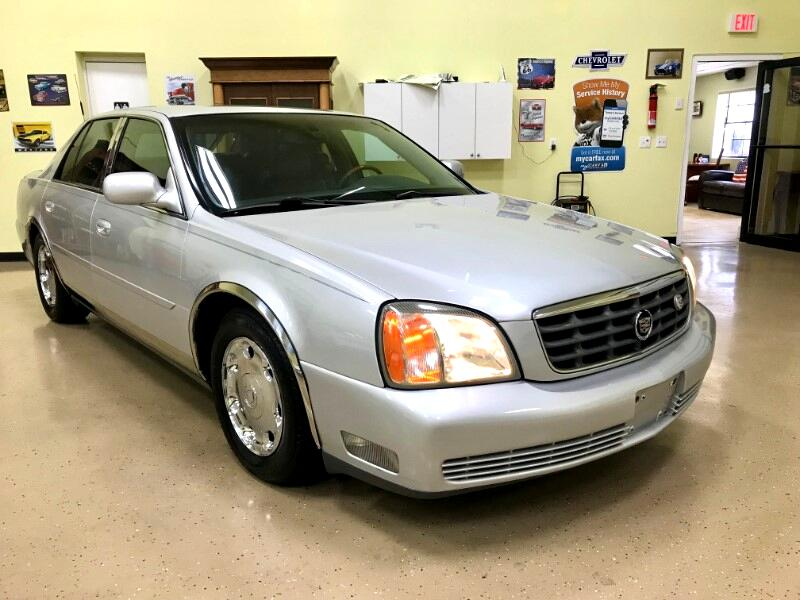 Cadillac DeVille DHS 2002