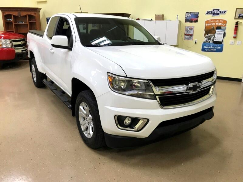 2017 Chevrolet Colorado LT Ext. Cab 2WD
