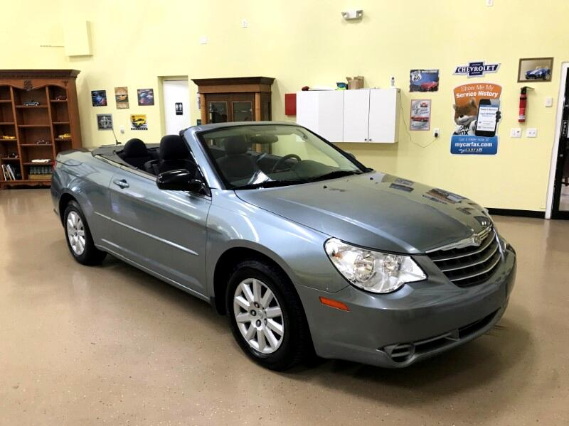 Chrysler Sebring Convertible LX 2010
