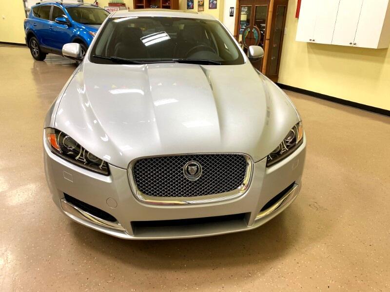 Jaguar XF-Series XF 2012
