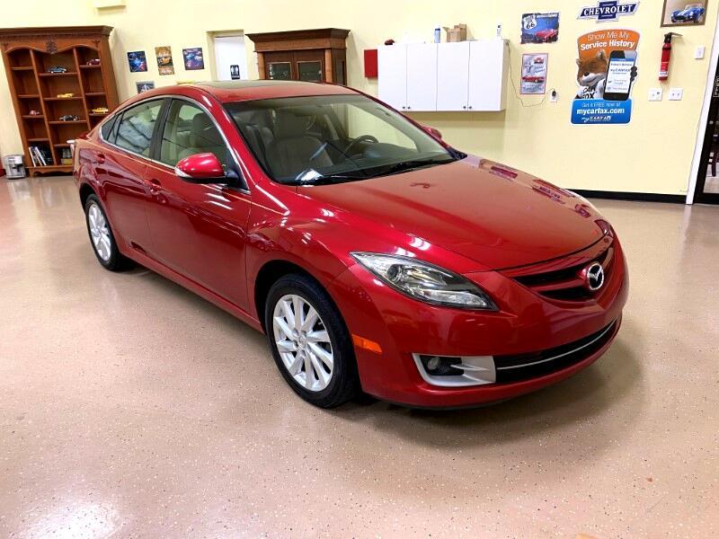 Mazda MAZDA6 i Grand Touring 2012