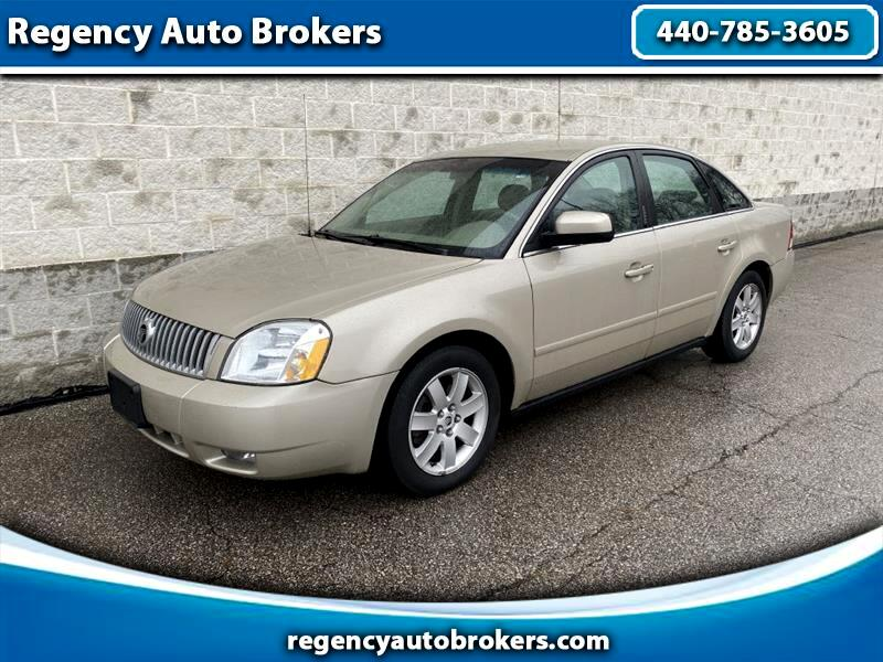 Mercury Montego Luxury 2006