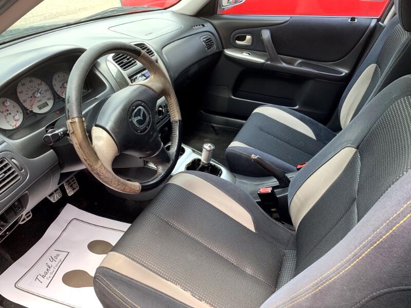 2003 Mazda Protege MAZDASPEED (2003.5)