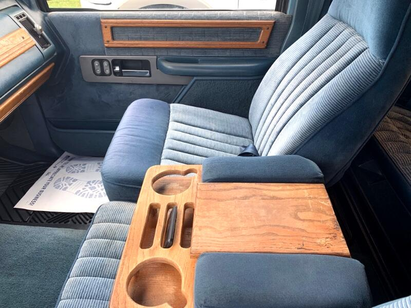 1990 Chevrolet C/K 1500 Ext. Cab 6.5-ft. Bed 2WD