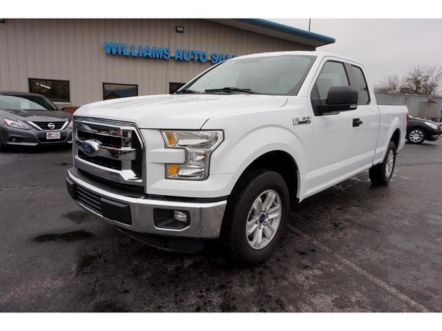 2016 Ford F-150 SUPER CAB