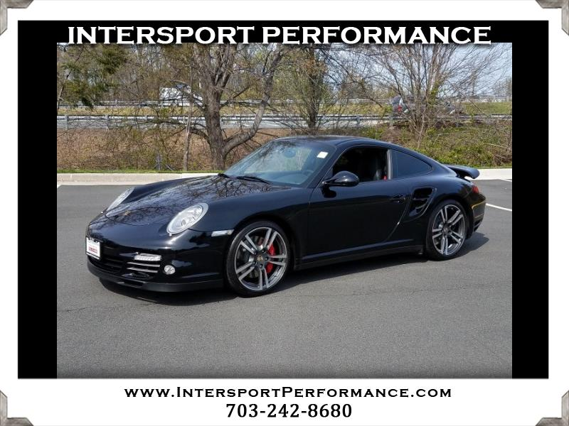 2011 Porsche 911 Turbo Coupe