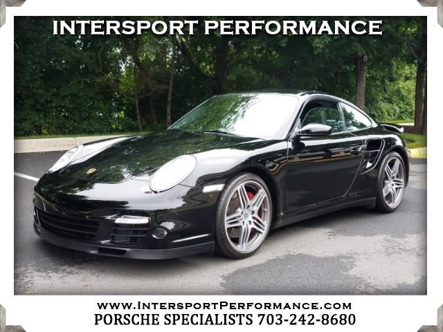 2008 Porsche 911 Turbo Coupe