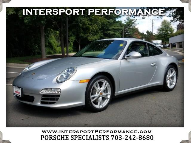 2009 Porsche 911 Carrera 4 Coupe