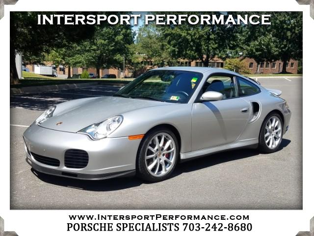 2004 Porsche 911 Turbo Coupe