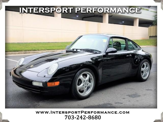 1995 Porsche 911 Carrera Coupe