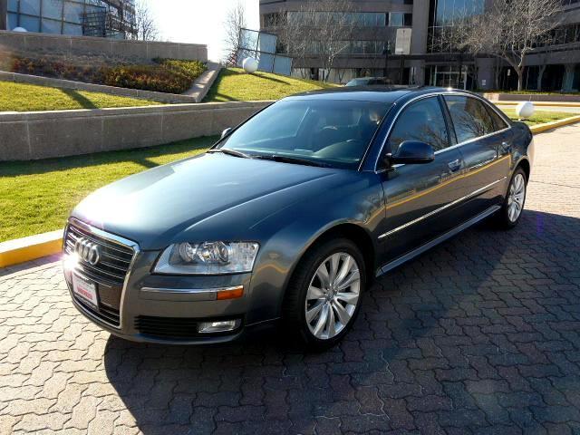 Audi A8 L 2009