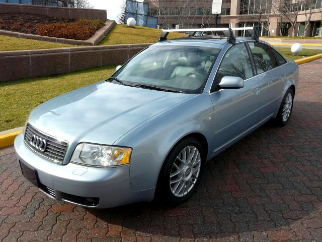 Audi A6 2.7T with Tiptronic 2003