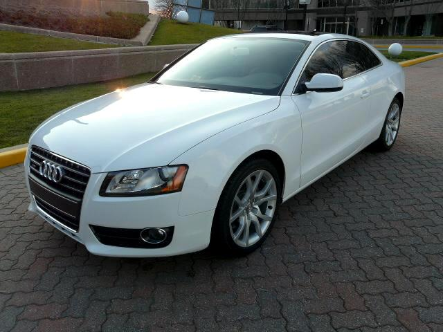 Audi A5 Coupe 2.0T quattro Manual 2011