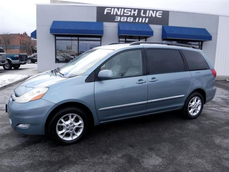 2006 Toyota Sienna 5dr 7-Pass Van V6 Ltd AWD (Natl)