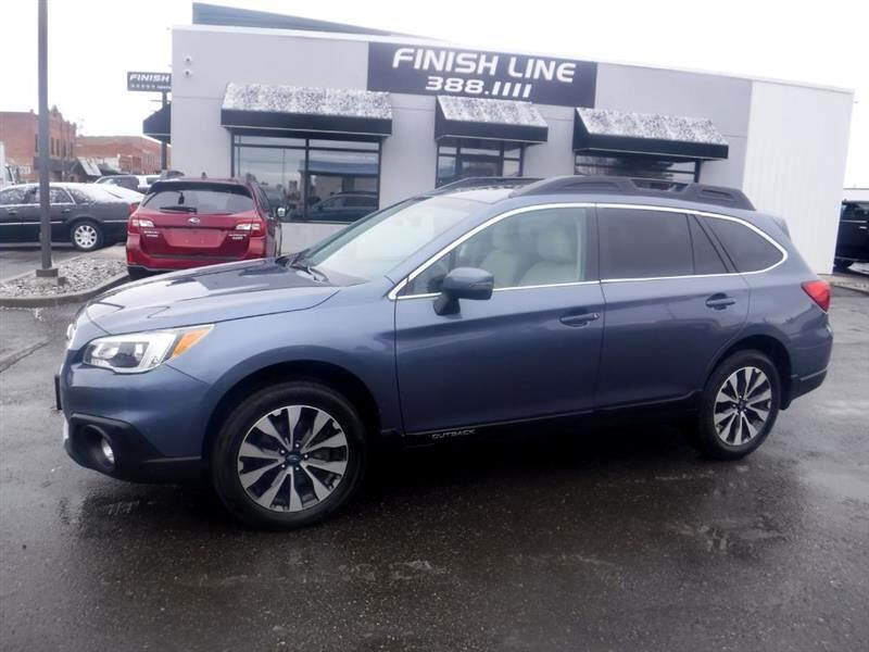 Subaru Outback 2.5i Limited Wagon 2017