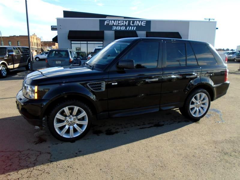 Land Rover Range Rover Sport 4WD 4dr HSE LUX 2009