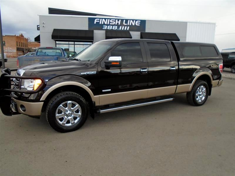 "Ford F-150 4WD SuperCrew 157"" Lariat 2013"