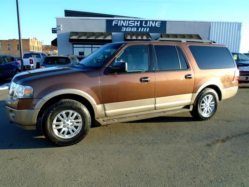 "Ford Expedition 119"" WB XLT 4WD 2011"