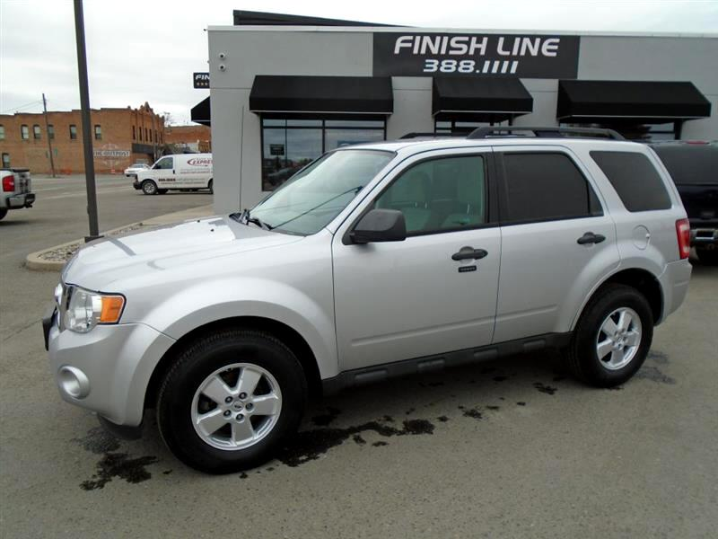 Ford Escape XLT 4WD 2012
