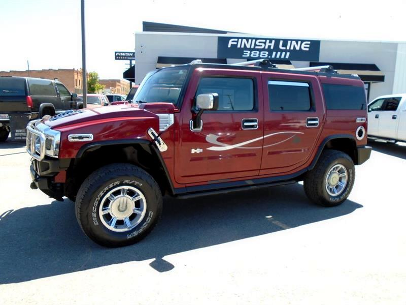 HUMMER H2 4WD 4dr SUV Luxury 2004