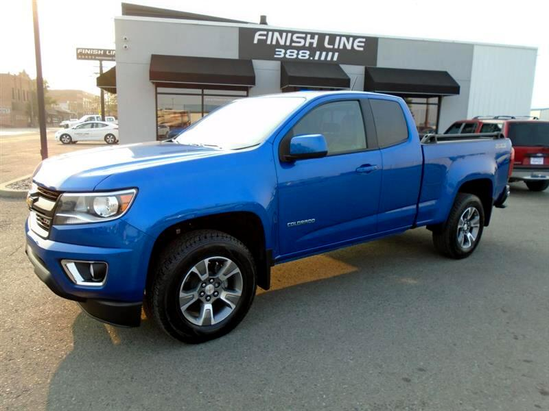 Chevrolet Colorado Z71 Ext. Cab 4WD 2018
