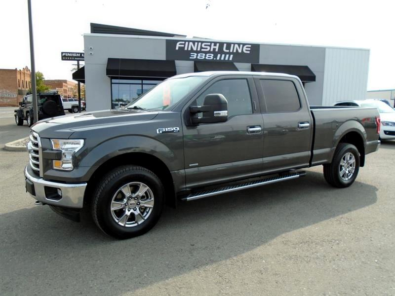 """Ford F-150 4WD SuperCrew 157"""" FX4 2017"""