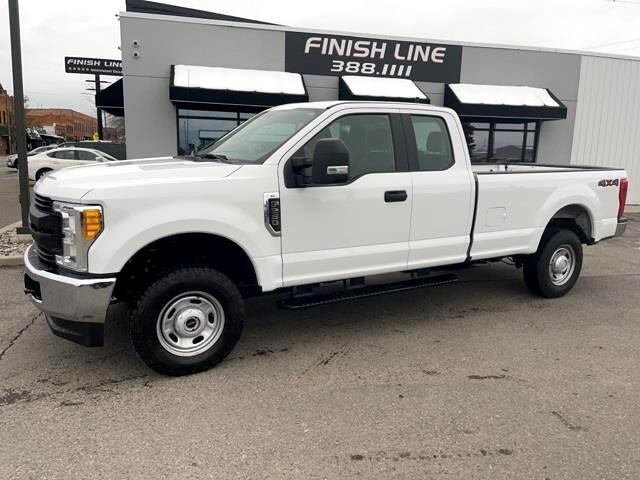 Ford F-250 SD XL SuperCab Long Bed 2WD 2017