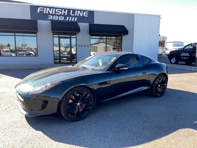 Jaguar F-Type S Coupe 2016