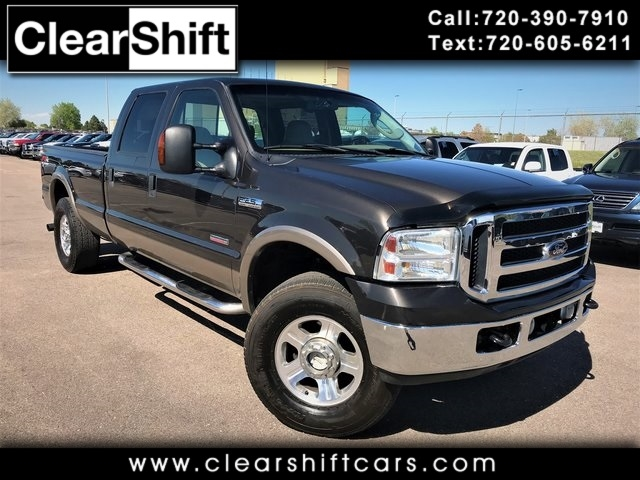 2006 Ford F-250 SD Lariat
