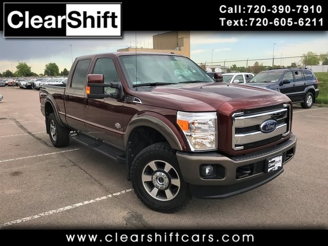 2015 Ford F-350 SD King Ranch