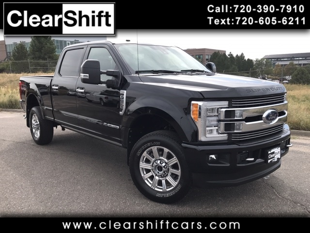 2018 Ford F-350 SD Limited