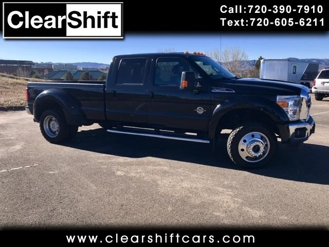 2015 Ford F-450 SD Lariat