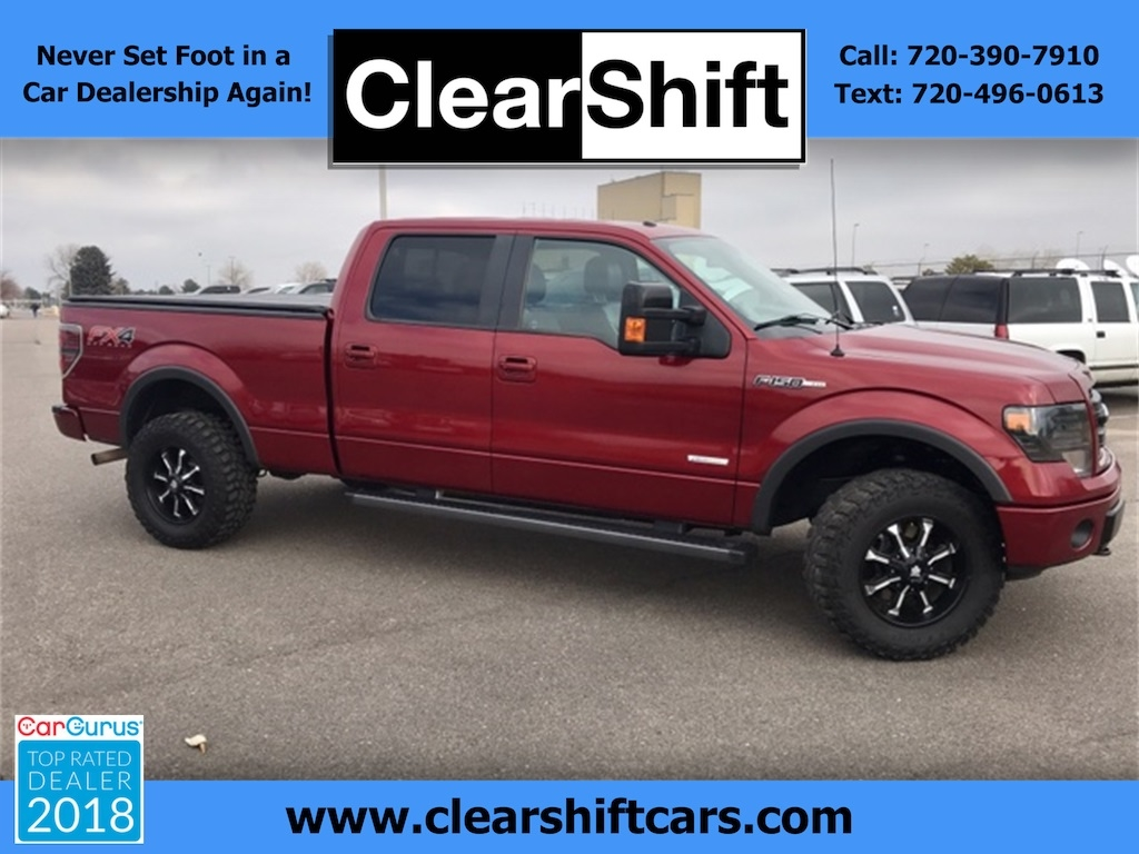 2014 Ford 150 FX4