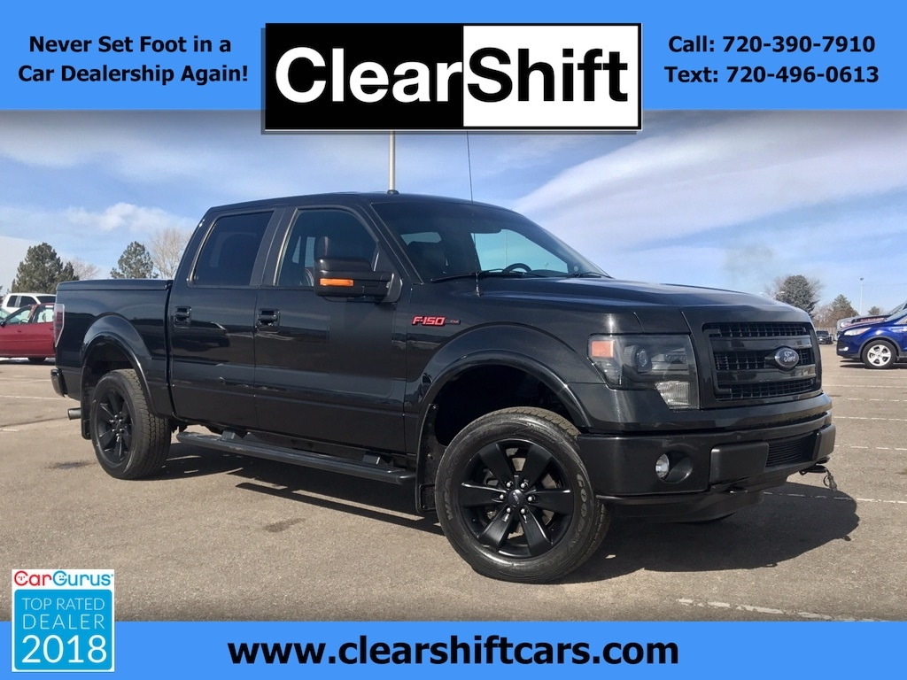2013 Ford 150 FX4