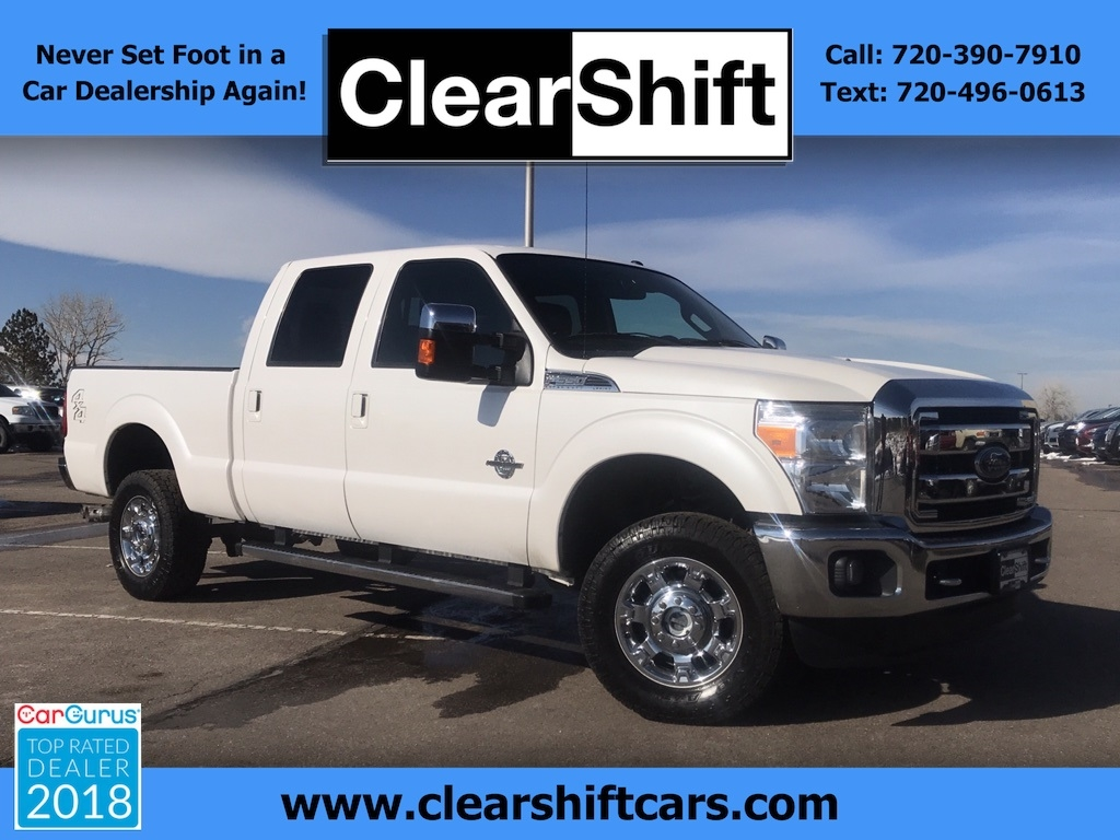 2016 Ford F-350 SD Lariat