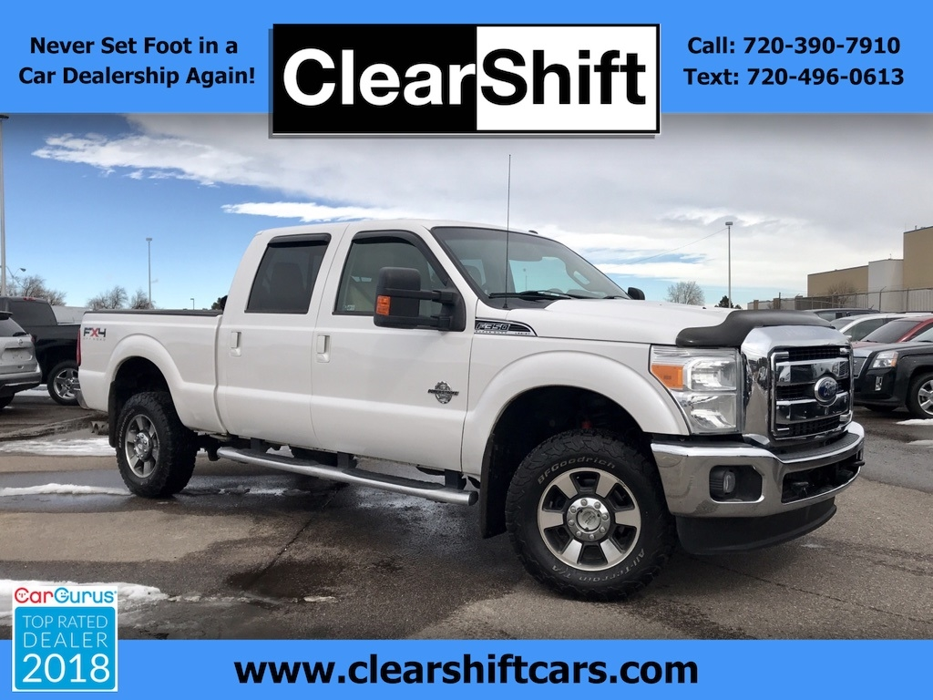 2011 Ford F-350 SD Lariat