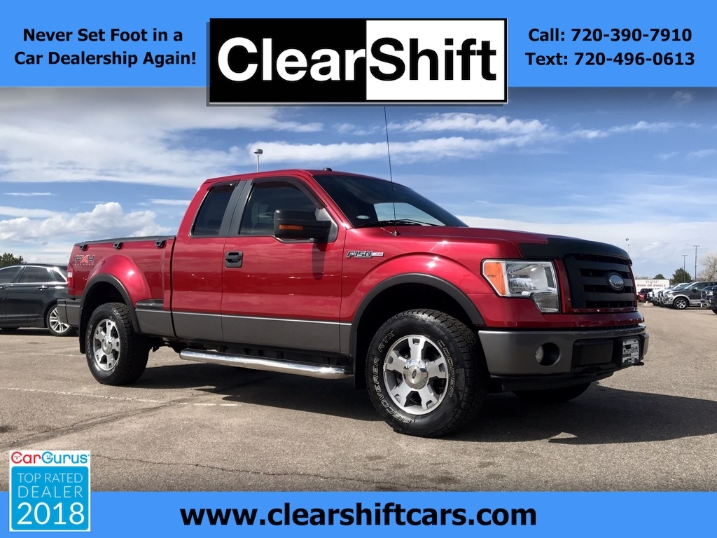 2009 Ford 150 FX4